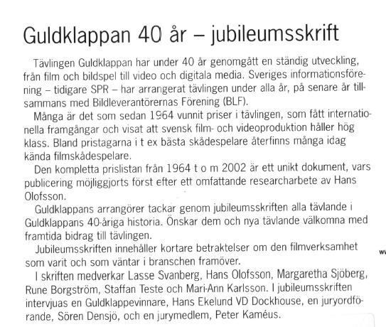 Guldklappan Sandellfilmer under 40 år 02