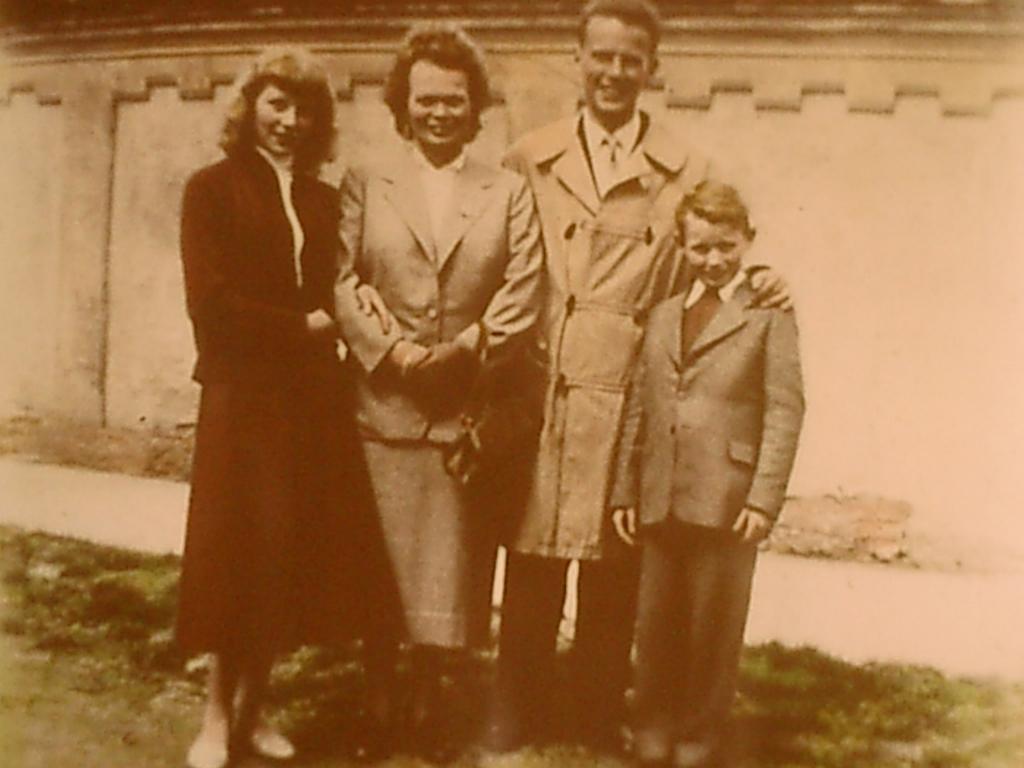 Herta Maria Hansi Ägid Innsbruck ca 1954